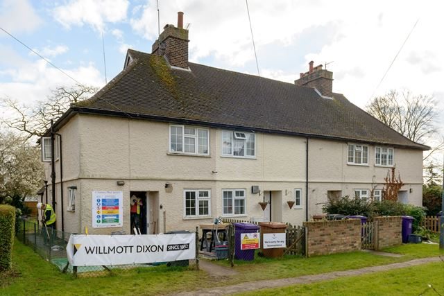 Local Letchworth firms bring energy efficiency to heritage homes