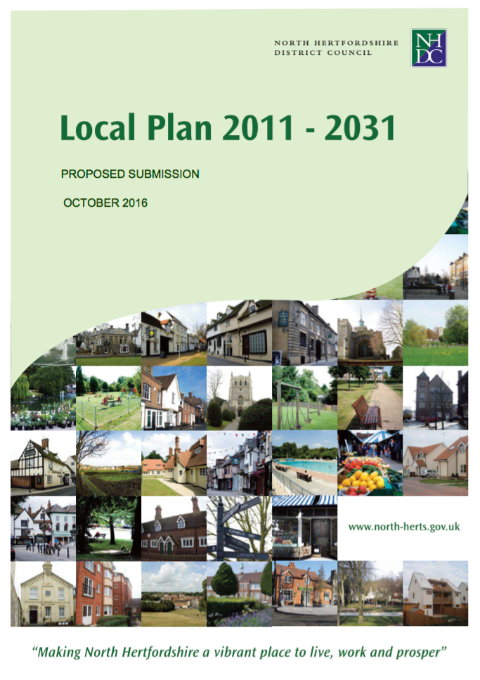 Having our say on the Local Plan