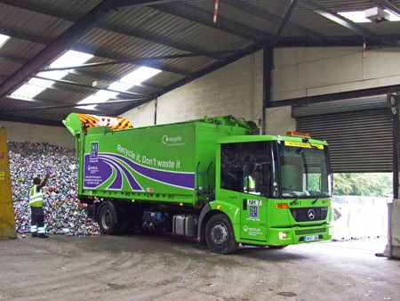 District Councils' joint waste collection and street cleansing services
