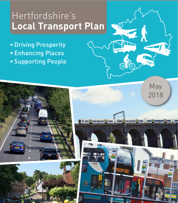 Local Transport Plan 2018-2031 (LTP4) published