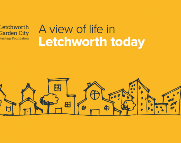 Social research: A View of Life in Letchworth Today