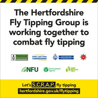 Herts. Waste Partnership – case study on the Fly Tipping Toolkit in the R&W Strategy