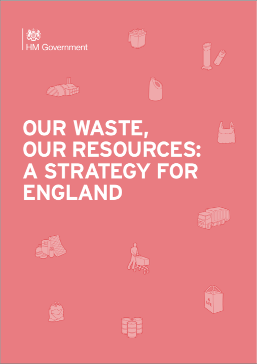 Resources & Waste Strategy for England